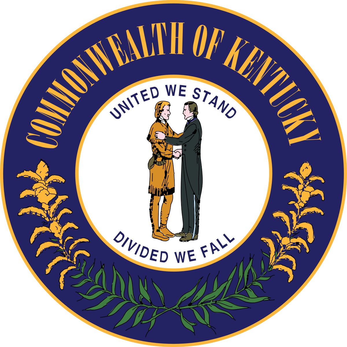Seal of Kentucky Commonwealth