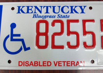 Disabled Veteran